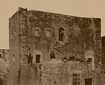 Ο πύργος των κουρμούληδων όπως σήμερα